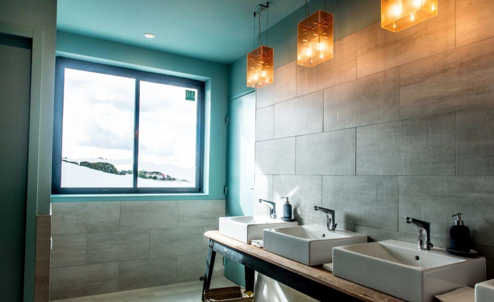 Titan Espace Evènementiel Salle de bain