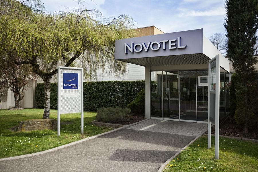 Novotel Saint Avold **** Entrée de l'hôtel