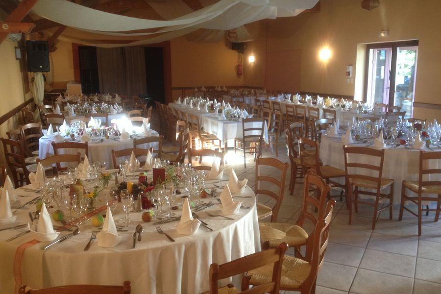 Domaine Sainte Octime Salle de réception