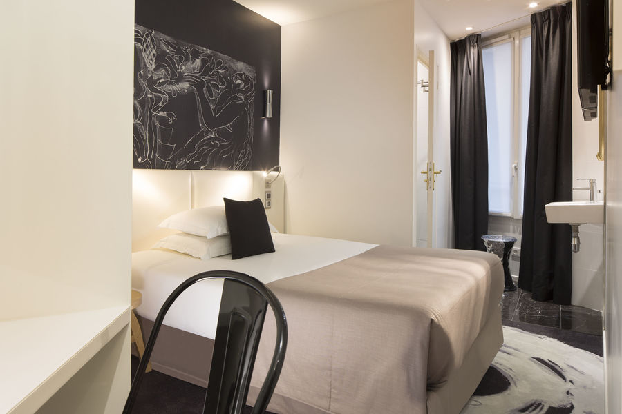 Hôtel Montparnasse Saint-Germain *** chambre single