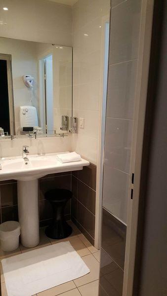 Berlioz Hôtel *** Exemple salle de bains