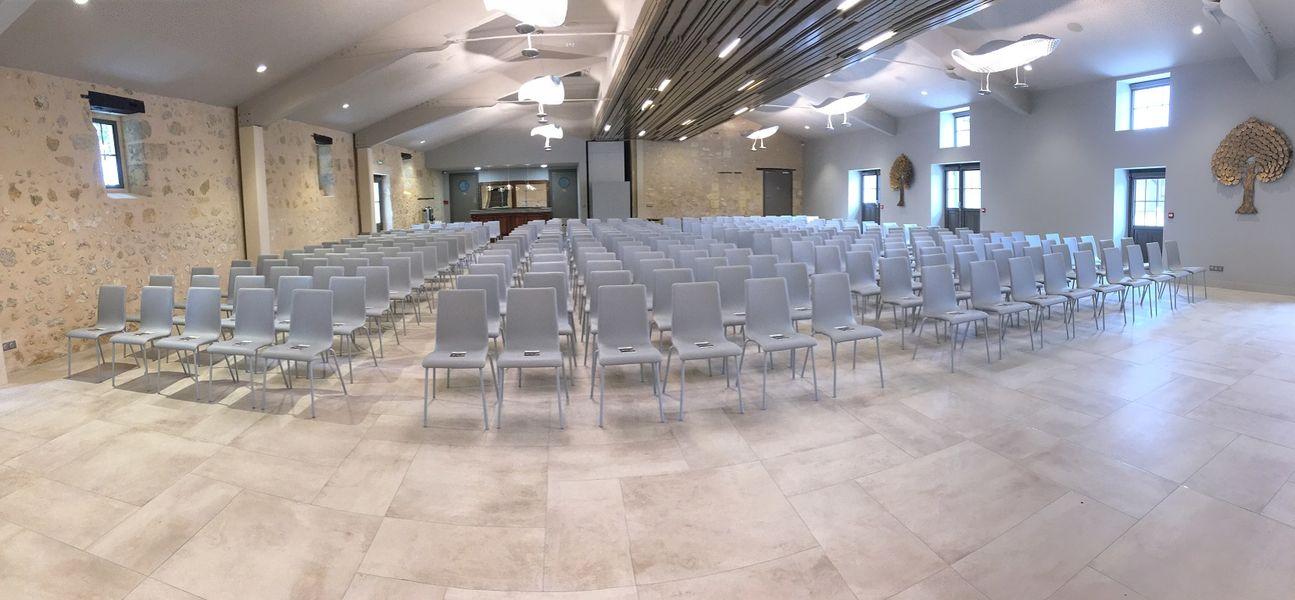 Château de Séguin Grande Salle de Seguin 300 m²