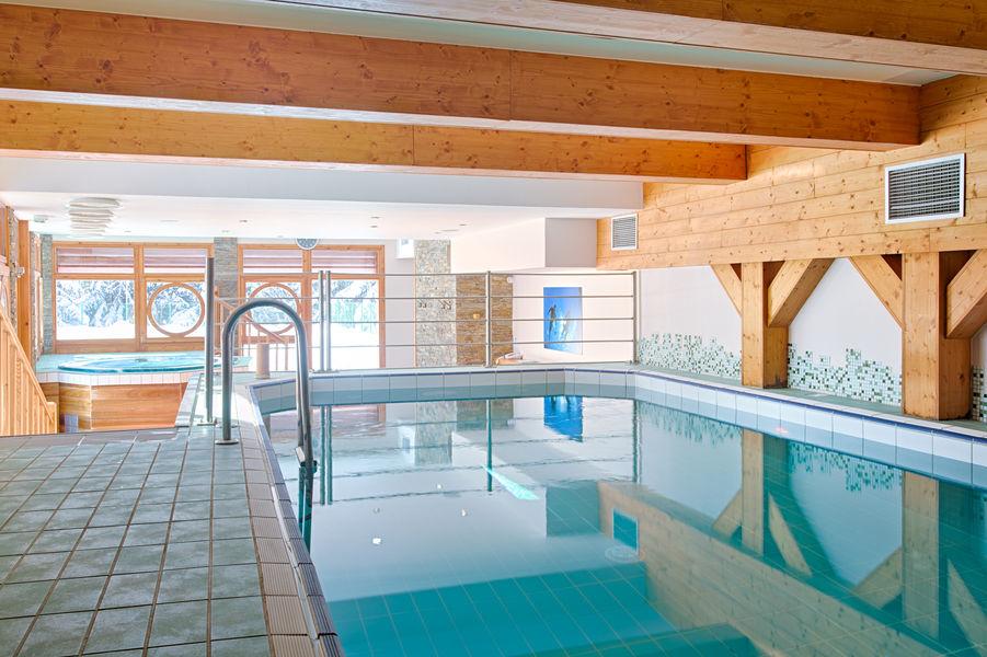 Belambra Business - Hôtel du Golf Bassin de relaxation