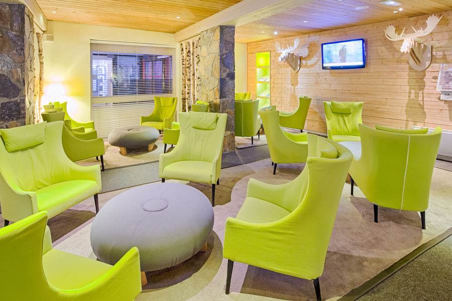 Belambra Business - Hôtel du Golf Lobby