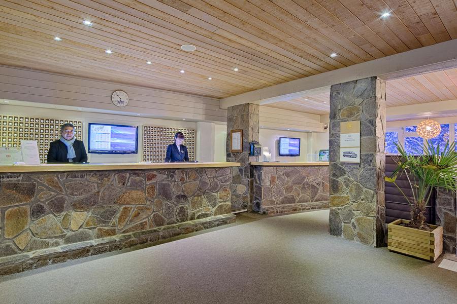 Belambra Business - Hôtel du Golf Réception