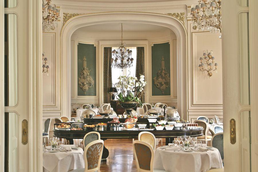 Tiara Château Hôtel Mont Royal ***** Restaurant L'Opéra