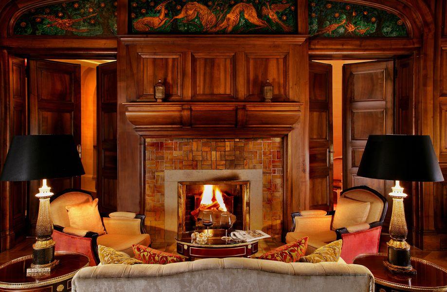 Tiara Château Hôtel Mont Royal ***** Restaurant - Bar stradivarius