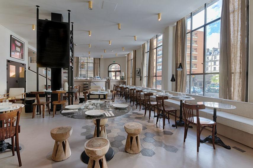 L'Antenne Le Restaurant