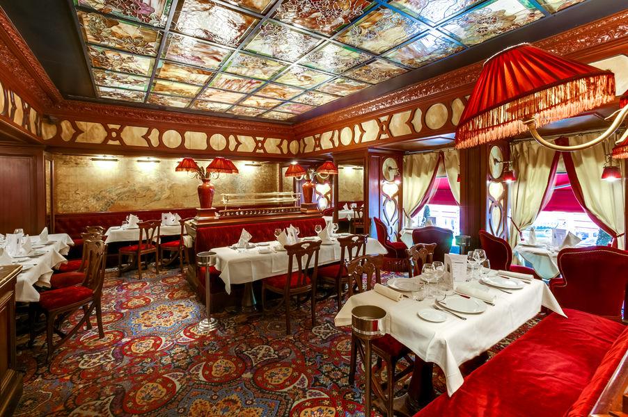Le Grand Café Capucines - Tarifs en ligne Repas d\'affaires
