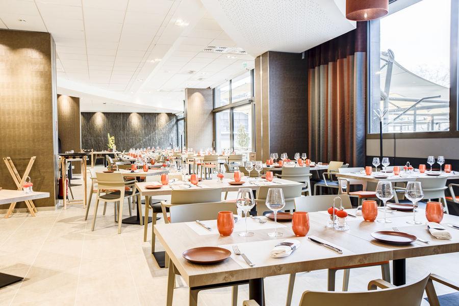 Hôtel ParkSaône Restaurant