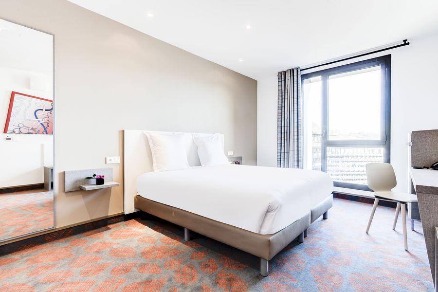 Hôtel ParkSaône Chambre confort