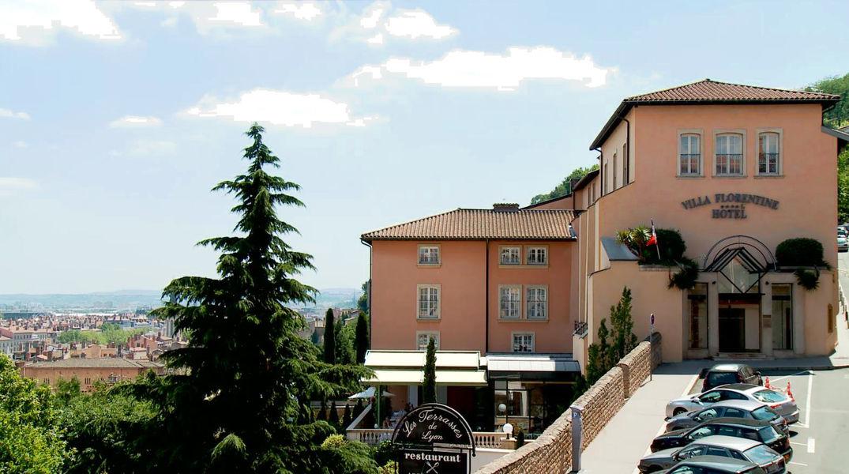 Villa Florentine ***** 4