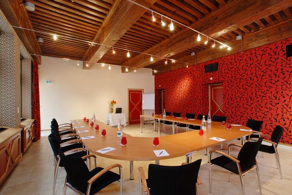 Villa Florentine ***** Salon Fourvière