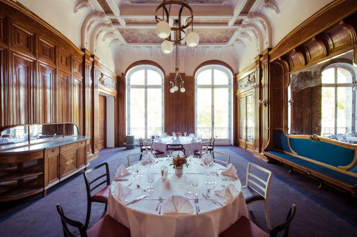Mercure Lyon Centre Château Perrache **** Salle de restauration privative