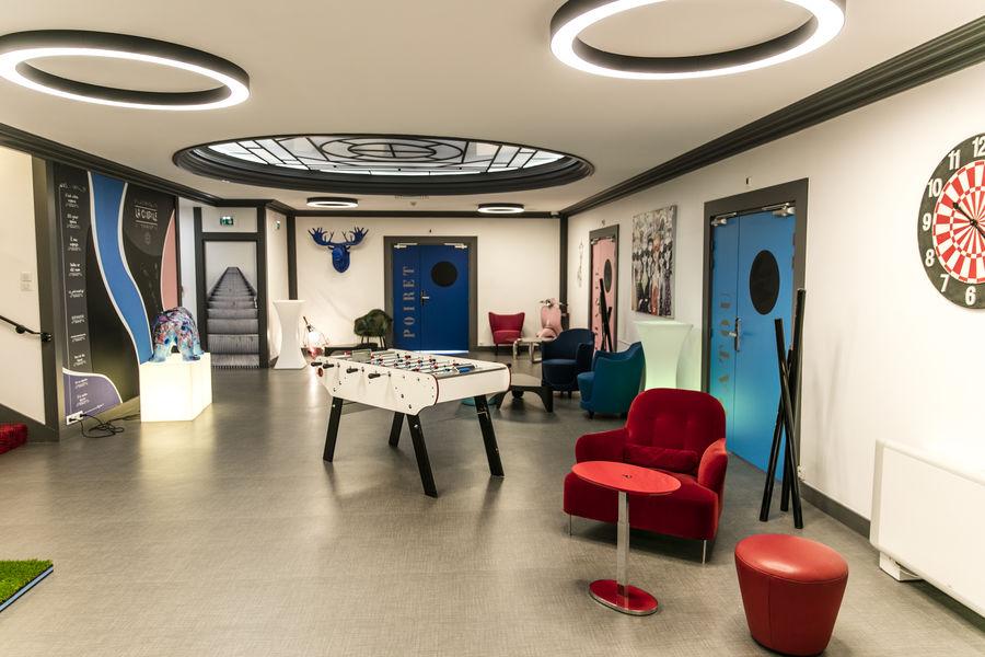 Mercure Lyon Centre Château Perrache **** Espace la Coupole 5 salles - 400m²