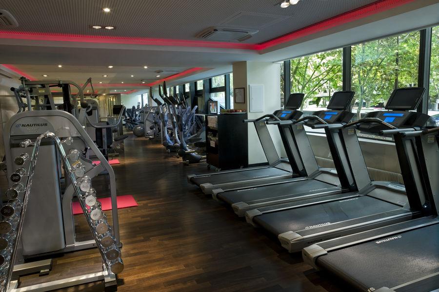 Paris Marriott Rive Gauche **** Salle de fitness