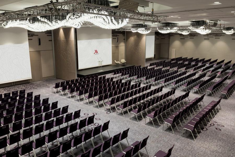 Paris Marriott Rive Gauche **** Auditorium