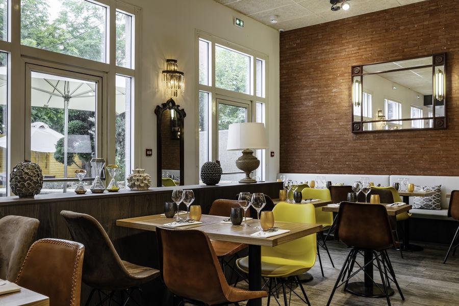 Hôtel Mercure Paris Porte de Pantin **** Restaurant Legato