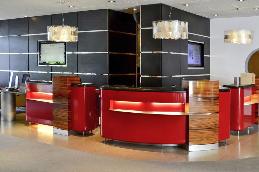 Novotel Bordeaux Aéroport **** Réception