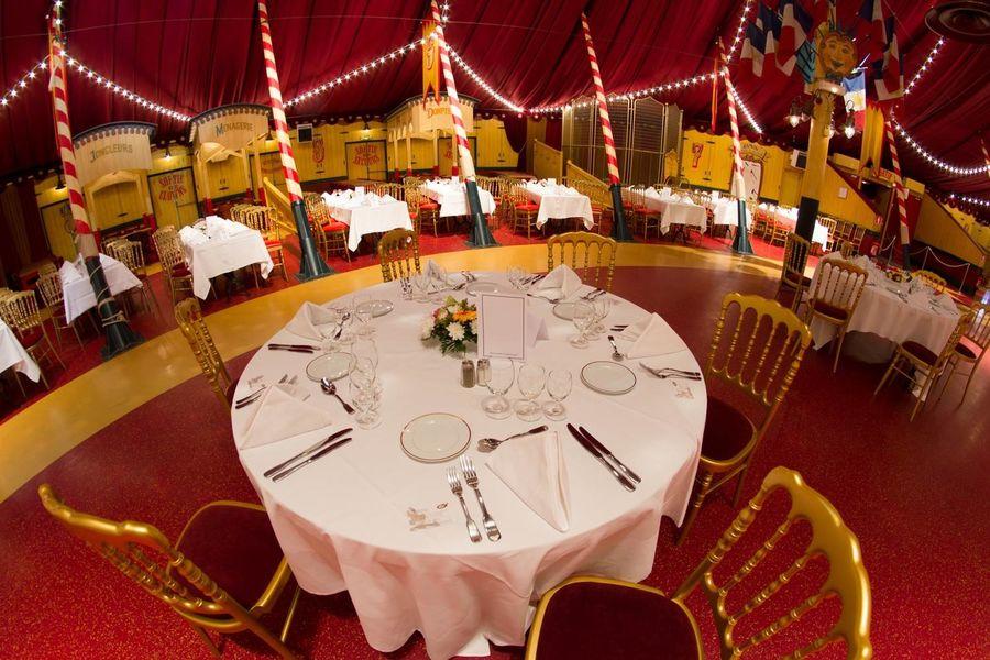 Parc Astérix Conventions & Séminaires Restaurant le Cirque