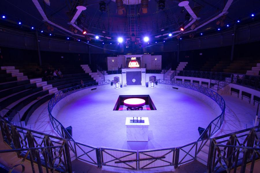 Parc Astérix Conventions & Séminaires Les Arènes Romaines