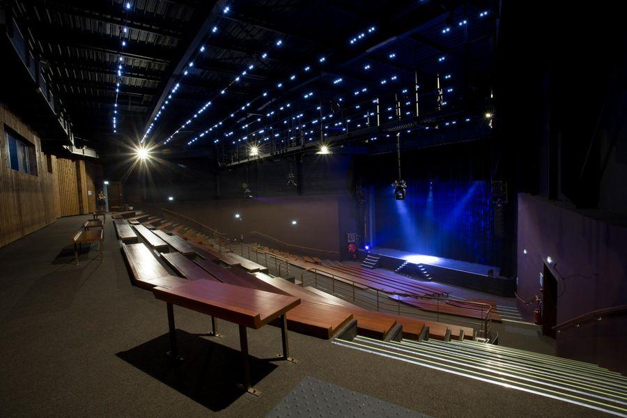 Parc Astérix Conventions & Séminaires Le Théâtre de Panoramix