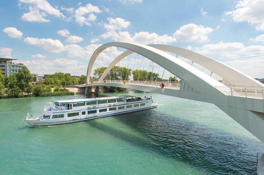 Lyon City Boat - Croisières privatives Bateau restaurant Hermès