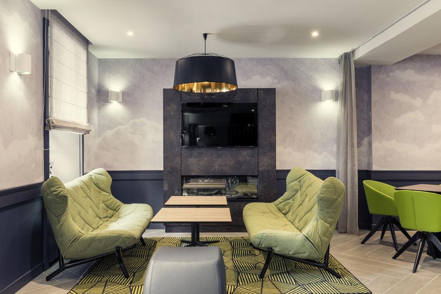 Hôtel Mercure Paris Ouest Saint-Germain *** Bar Lounge