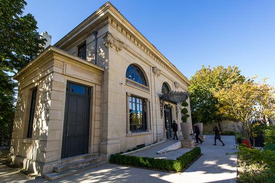 Villa Collet - Salons