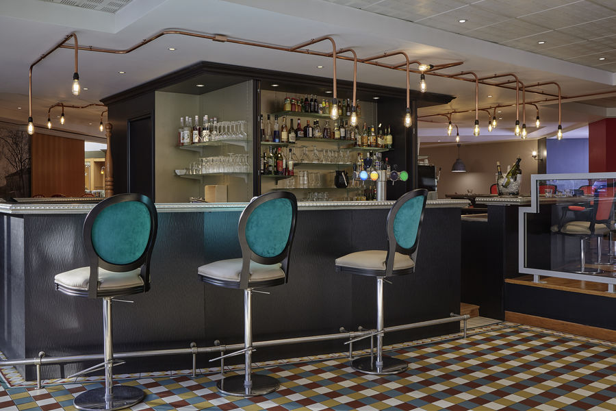 Mercure Paris Roissy-Charles-de-Gaulle Bar
