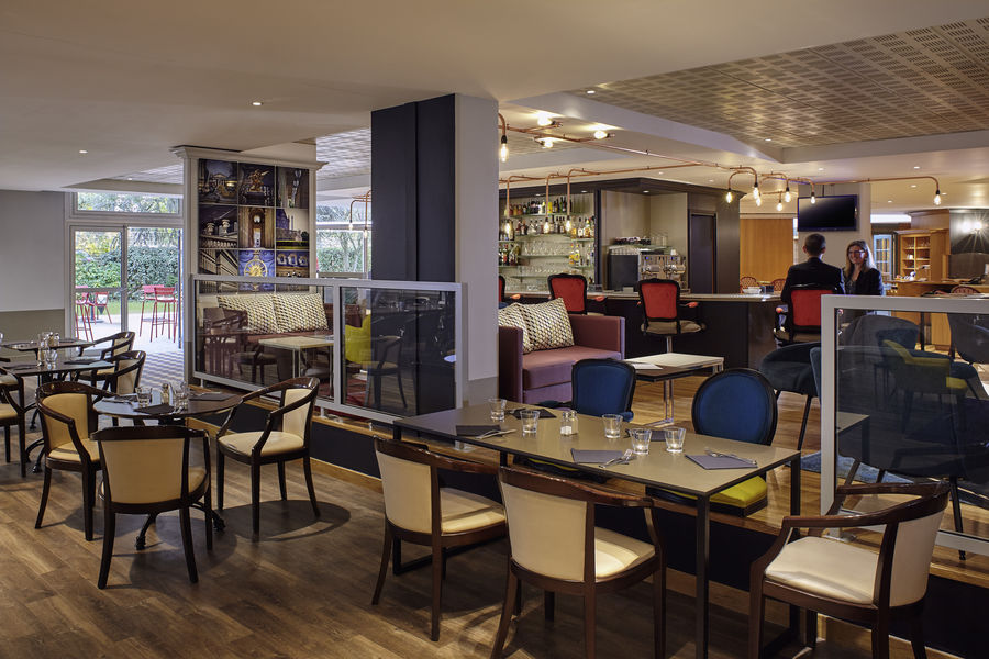 Mercure Paris Roissy-Charles-de-Gaulle Bar - Restaurant