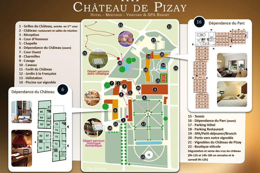 Château de Pizay **** 32