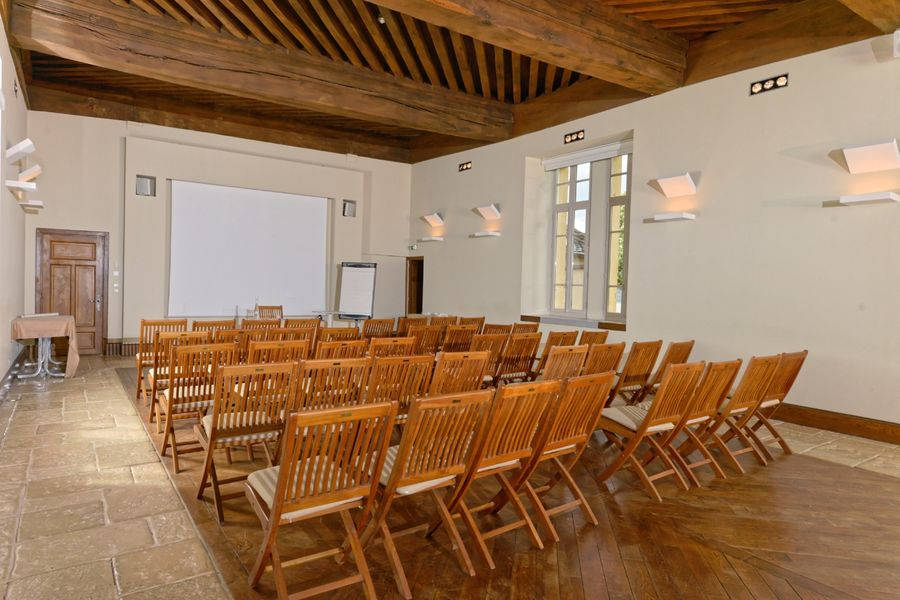 Château de Pizay **** salle de réunion Morgon