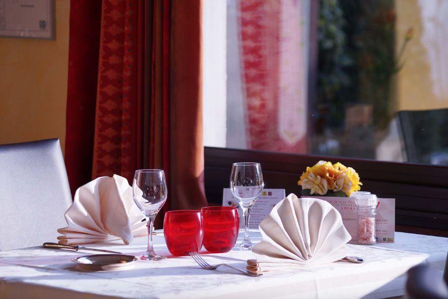 Hôtel-Restaurant Le Moulin de la Coudre Restaurant