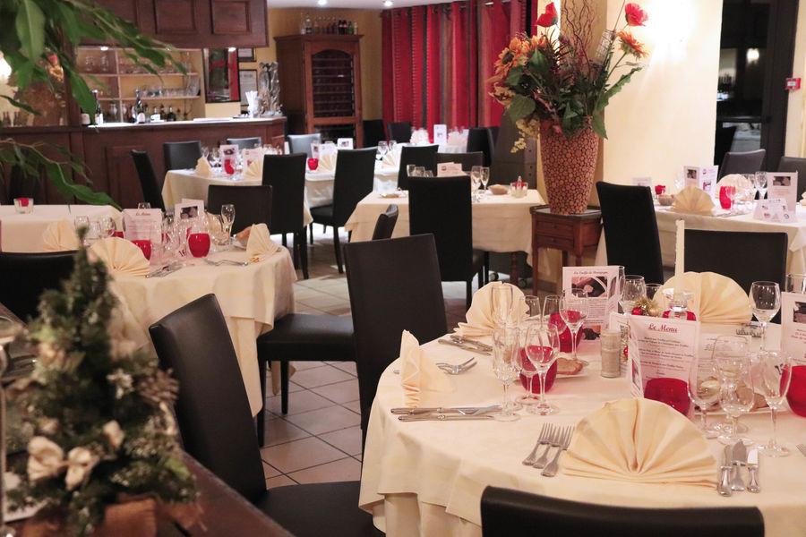 Hôtel-Restaurant Le Moulin de la Coudre 7