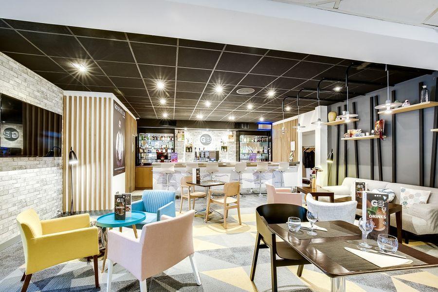 Novotel Cergy Pontoise **** Gourmet Bar