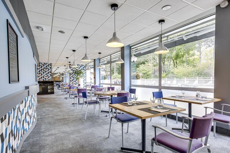 Novotel Cergy Pontoise **** Restaurant