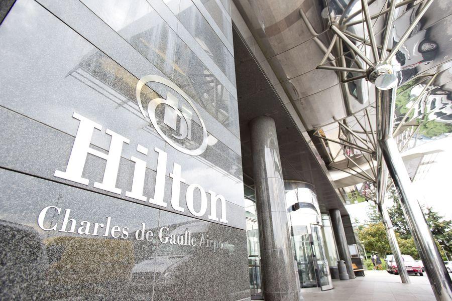 Hilton Paris Charles de Gaulle Airport **** Extérieur