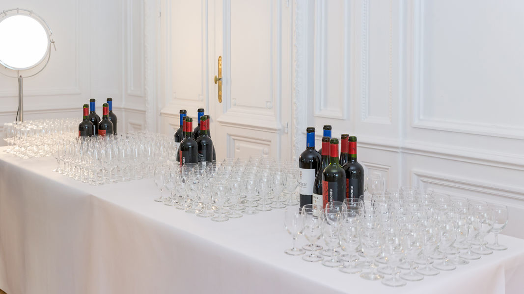 La Rive Lyon Dégustation de vin - i-room