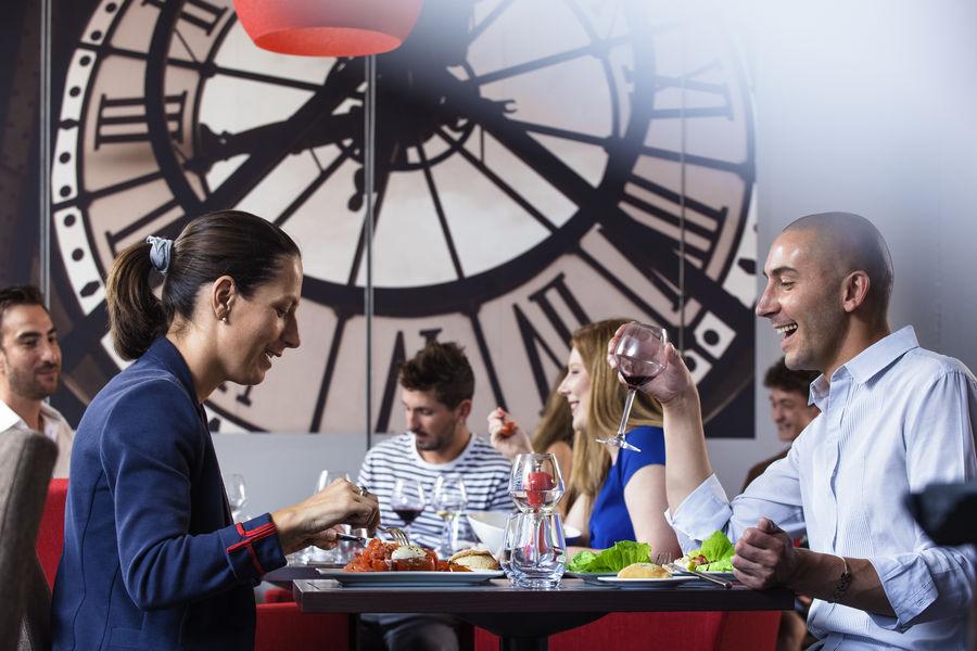 Mercure Saint-Etienne Parc de l'Europe  Restaurant