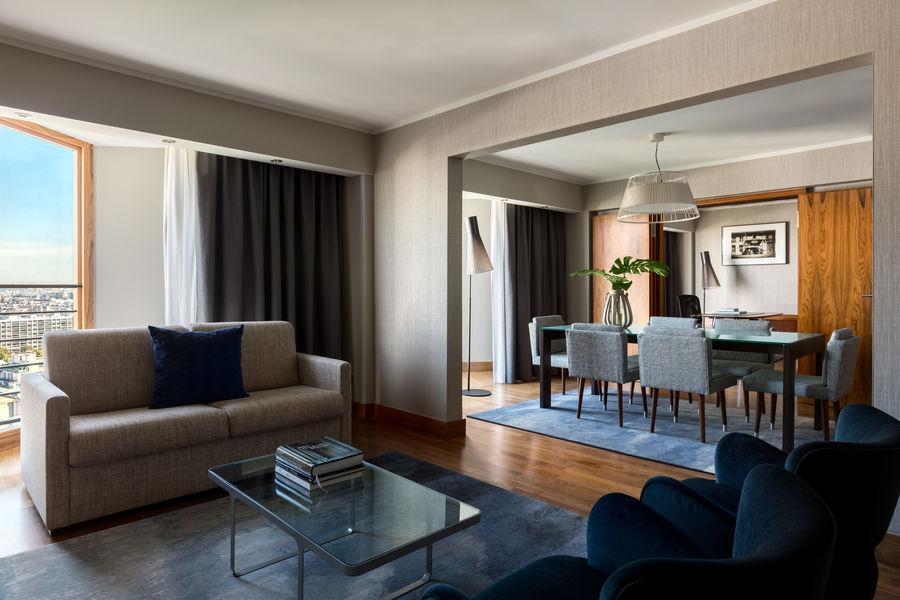 Paris Marriott Rive Gauche **** hemingway suite