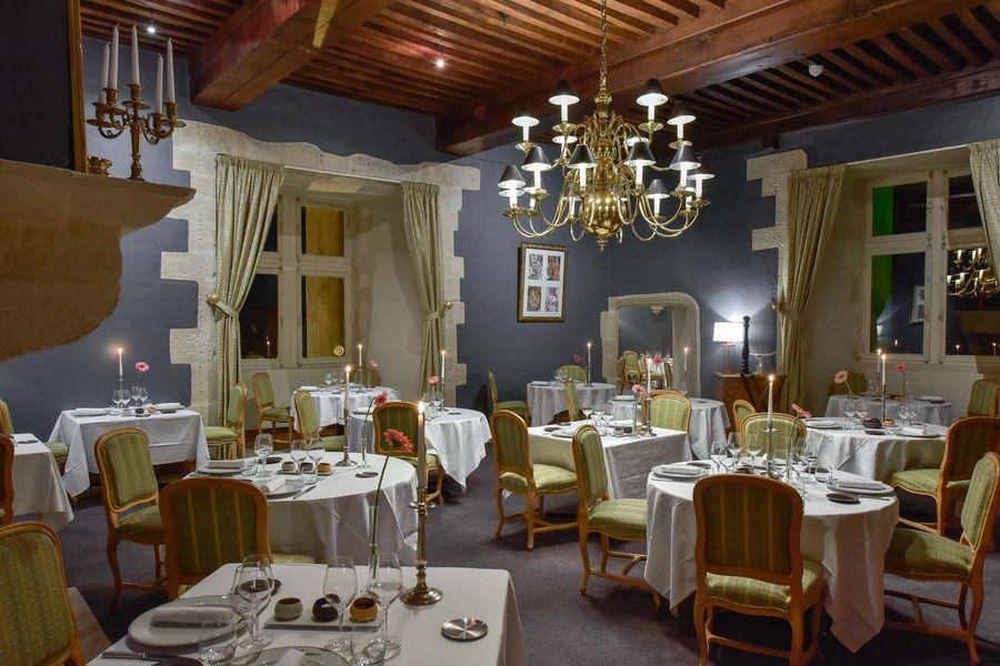 Hôtel Golf Château de Chailly **** L'Armançon