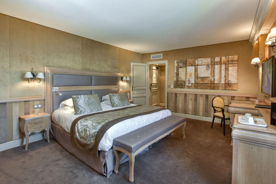 Hôtel Golf Château de Chailly **** chambre prestige