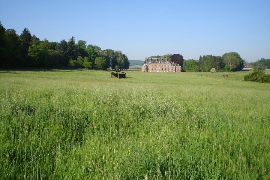 Château d'Auteuil  Château d'Auteuil , en pleine campagne
