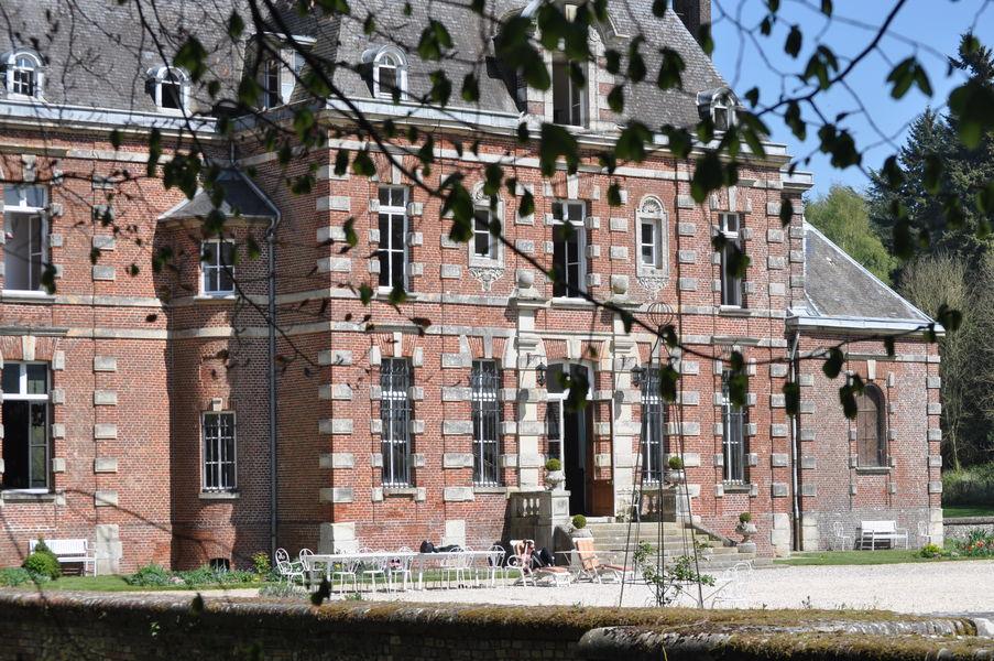Château d'Auteuil  Cour d'honneur
