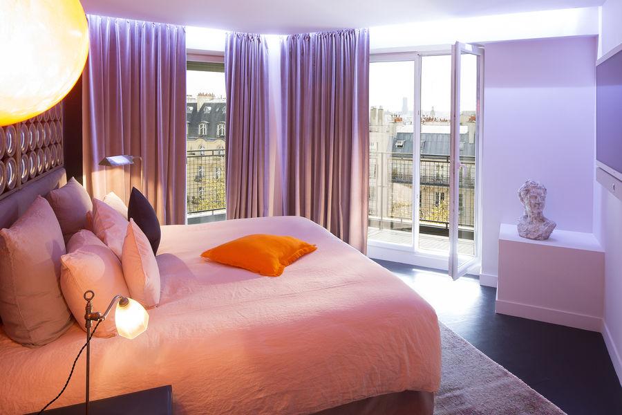 Hôtel Le Chat Noir **** Chambre