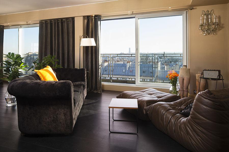 Hôtel Le Chat Noir **** Salon