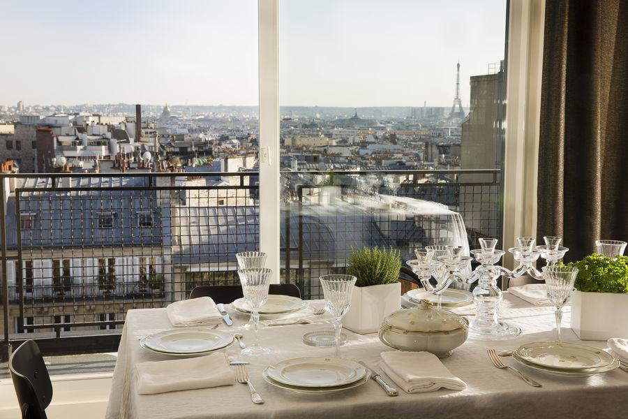 Hôtel Le Chat Noir **** Restaurant