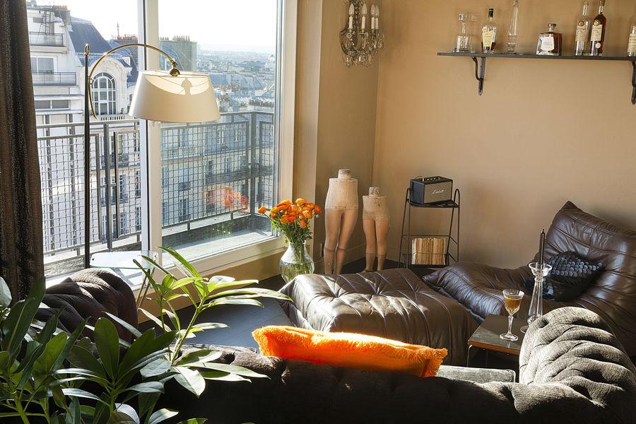 Hôtel Le Chat Noir **** Espace détente