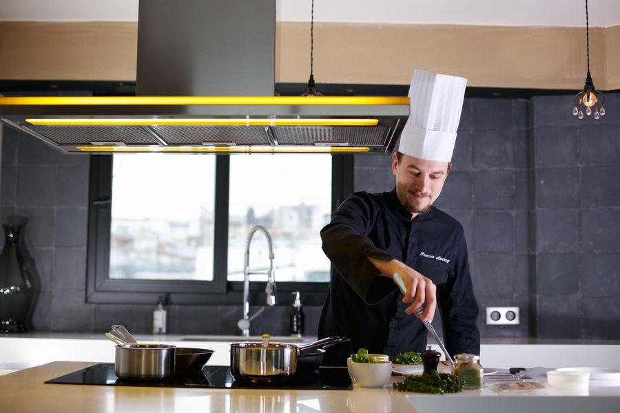 Hôtel Le Chat Noir **** Chef